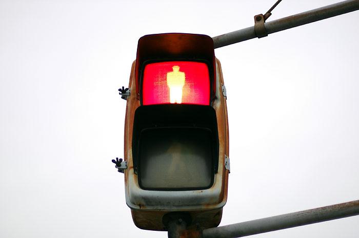 日本式信号機