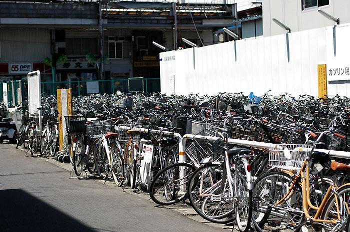 自転車墓場